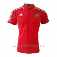Camiseta Polo del Arsenal 2019 Rojo