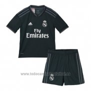 Camiseta Real Madrid 2ª Nino 2018-2019