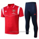 Conjunto Polo Arsenal 202019-202020 Rojo