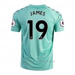Camiseta Everton Jugador James 3ª 2020-2021
