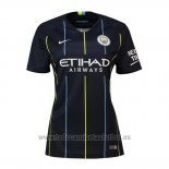 Camiseta Manchester City 2ª Mujer 2018-2019