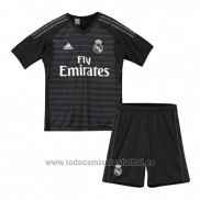 Camiseta Real Madrid Portero 1ª Nino 2018-2019