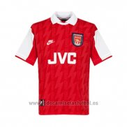 Camiseta Arsenal 1ª Retro 1994-1996