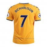 Camiseta Everton Jugador Richarlison 2ª 2020-2021