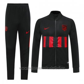 Chandal del Atletico Madrid 2019-2020 Negro