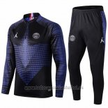 Chandal del Paris Saint-Germain Nino 2019-2020 Azul