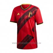 Camiseta Belgica 1ª Authentic 2020
