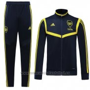 Chandal del Arsenal 2019-2020 Negro
