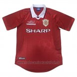 Camiseta Manchester United 1ª Retro 1999-2000