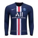 Camiseta Paris Saint-Germain 1ª Manga Larga 2019-2020