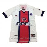 Camiseta Paris Saint-Germain 2ª Retro 1998-1999