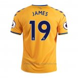 Camiseta Everton Jugador James 2ª 2020-2021