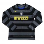 Camiseta Inter Milan 3ª Manga Larga 2020-2021