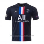 Camiseta Paris Saint-Germain Cuarto 2019-2020 Tailandia