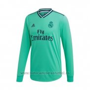 Camiseta Real Madrid 3ª Manga Larga 2019-2020