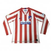 Camiseta Atletico Madrid 1ª Manga Larga 2019-2020 (2XL-4XL)