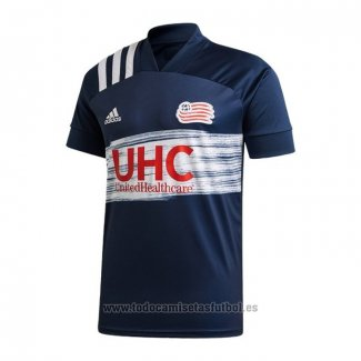 Camiseta New England Revolution 1ª 2020