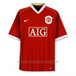 Camiseta Manchester United 1ª Retro 2006-2007