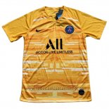 Camiseta Paris Saint-Germain Portero 2019-2020 (2XL-4XL) Amarillo
