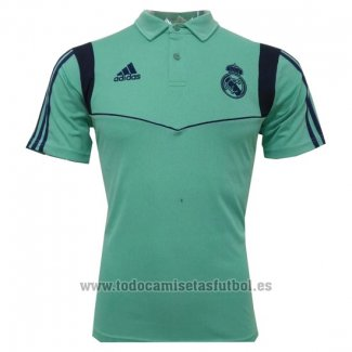 Camiseta Polo del Real Madrid 2019-2020 Verde