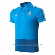Camiseta Polo del Real Madrid 2019-2020 Azul