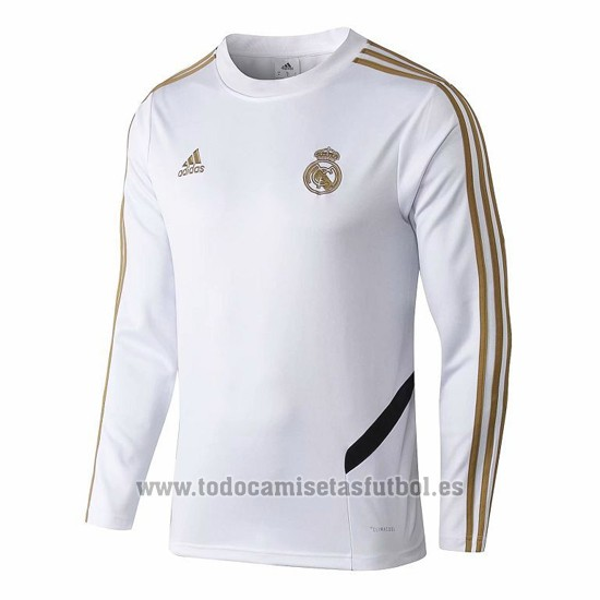 Chandal del Real Madrid 2019-2020 Blanco